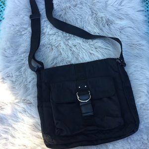 Vintage Ralph Lauren purse crossbody messenger